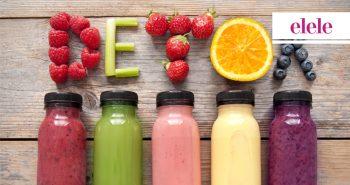 Doğal Temizleyici Gıdalar İle Her Güne Özel Detoks Tarifler